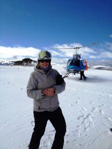 Nina ski