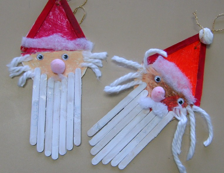 Christmas Crafts To Do At School