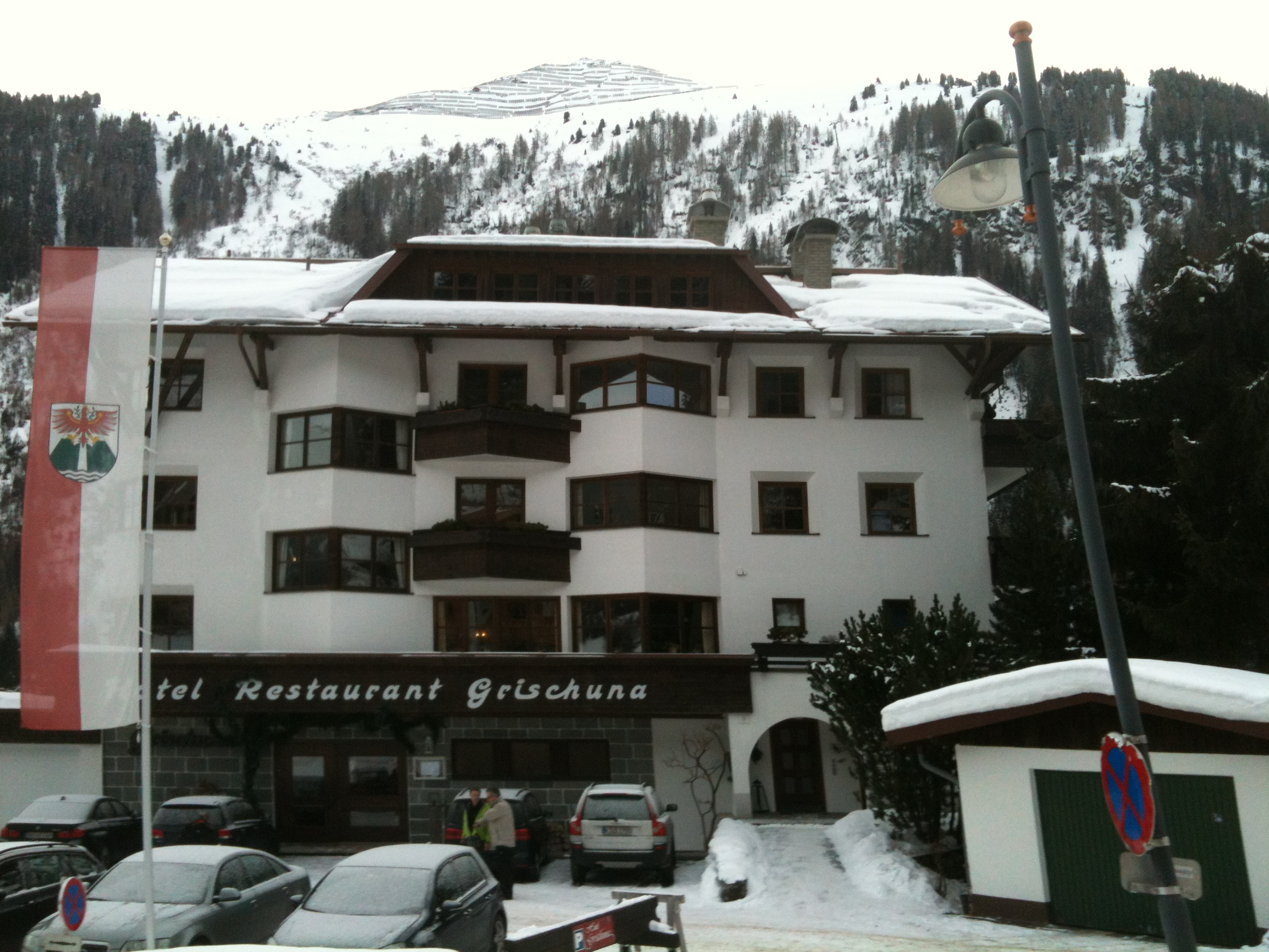 Hotel Post Ischgl Restaurant