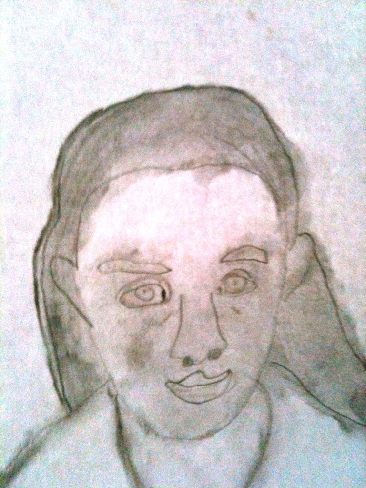 Self Portraits created by 6, 7 & a few 8 year old children in Australia (3/4)