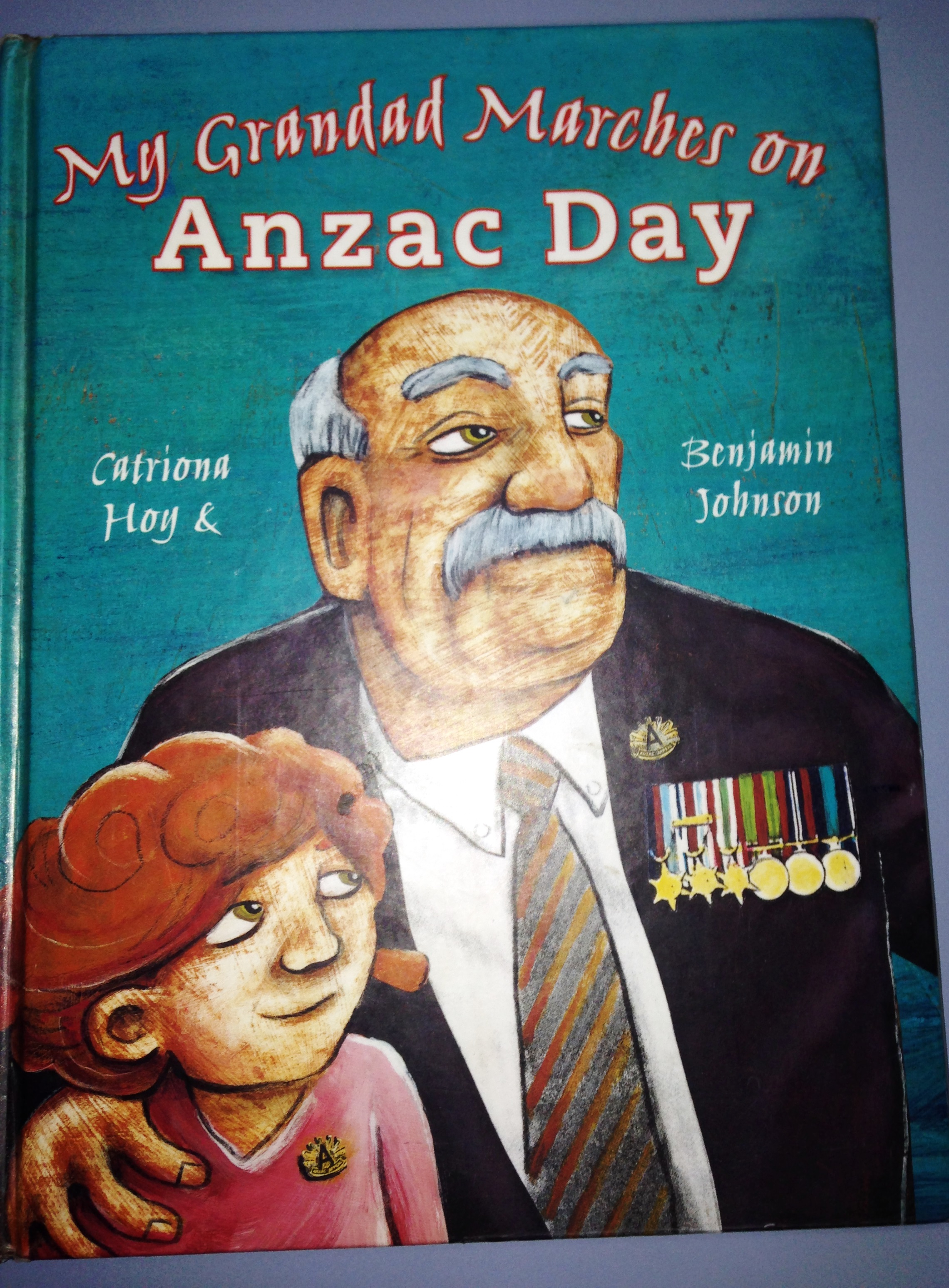 Anzac Book For Kids