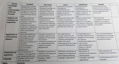 mark-criteria
