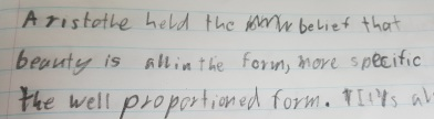 mark-sentence